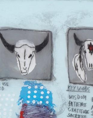 Buffalo Skulls For Sale