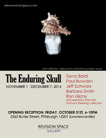 Barbara Smith at The Enduring Skull
